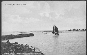 Bayfield Harbour 1910