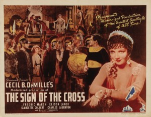 Sign of the Cross 1932