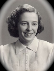 Bernice Hodgins Milne July 21, 1917 - August 1, 1995