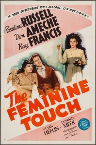 The_Feminine_Touch_poster